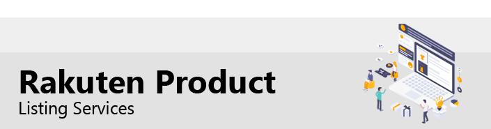Rakuten Product Listing Services